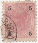 Stamps Austria -  Y & T Nº 49 (3)