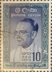Stamps : Asia : Sri_Lanka :  10 cents. 1961