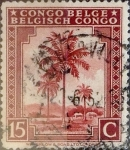 Stamps : Africa : Democratic_Republic_of_the_Congo :  15 cents. 1942
