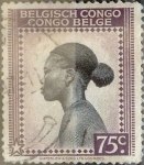 Stamps : Africa : Democratic_Republic_of_the_Congo :   75 cents. 1942