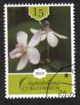 Stamps Cuba -  Orquideas
