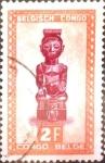 Sellos de Africa - República Democrática del Congo -  Intercambio cxrf 0,20 usd 2 francos 1948
