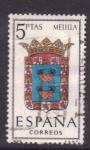 Sellos de Europa - España -  Melilla