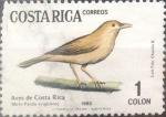 sello : America : Costa_Rica : Intercambio 0,20 usd 1 colon 1984