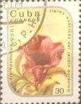 Sellos del Mundo : America : Cuba : Intercambio 0,25 usd 30 cents. 1986