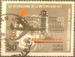 Stamps : America : Cuba :  30 cents. 1971