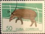 Sellos del Mundo : America : Cuba : Intercambio 0,75 usd 50 cents. 1964