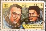 Sellos de America - Cuba -  Intercambio cxrf3 0,35 usd 30 cents. 1981
