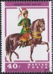 Stamps Hungary -  Otro