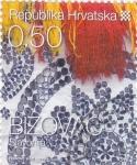 Sellos de Europa - Croacia -  artesania