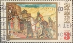Stamps : Europe : Bulgaria :   3 s. 1971