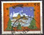 Sellos de Europa - Austria -  AUSTRIA 2005 Scott 2033 Sello Navidad Christmas usado Osterreich Autriche