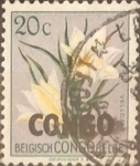 Stamps : Africa : Democratic_Republic_of_the_Congo :  20 cents. 1960