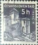 Sellos del Mundo : Europa : Checoslovaquia : Intercambio 0,20 usd 5 h. 1960