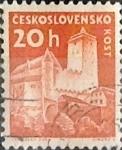 Sellos de Europa - Checoslovaquia -  Intercambio 0,20 usd 20 h. 1960