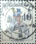 Sellos de Europa - Checoslovaquia -  Intercambio 0,20 usd 40 h. 1974