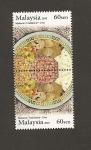 Stamps Malaysia -  Comidas típicas