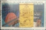 Sellos de America - Cuba -  Intercambio 0,20 usd 1 cents. 1970
