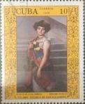 Sellos del Mundo : America : Cuba : Intercambio cxrf3 0,20 usd 10 cents. 1988