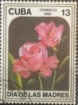 Stamps Cuba -  Intercambio crxf 0,20 usd 13 cents. 1985