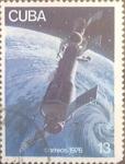 Sellos de America - Cuba -  Intercambio crxf 0,20 usd 13 cents. 1976