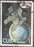 Sellos de America - Cuba -  Intercambio crxf 0,20 usd 1 cents. 1978
