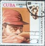 Sellos del Mundo : America : Cuba : Intercambio 0,20 usd 2 cents. 1980
