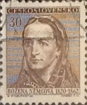 Sellos de Europa - Checoslovaquia -  Intercambio crxf 0,20 usd 30 h. 1962