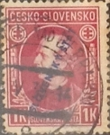 Sellos del Mundo : Europa : Eslovaquia : Intercambio 0,65  usd 1 k. 1939