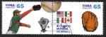 Stamps Cuba -  III Clásico Mundial de Béisbol