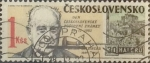 Sellos de Europa - Checoslovaquia -  Intercambio crxf 0,20  usd  1 k. 1983