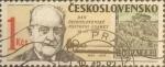 Sellos de Europa - Checoslovaquia -  Intercambio 0,20  usd  1 k. 1983