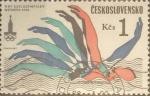 Sellos de Europa - Checoslovaquia -  Intercambio 0,20  usd  1 k. 1980