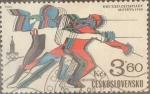Sellos del Mundo : Europa : Checoslovaquia : Intercambio 0,25  usd  3,60 k. 1980