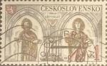 Sellos de Europa - Checoslovaquia -  Intercambio 0,20  usd  1 k. 1982