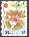 Sellos de America - Cuba -  XXX anivº del Jardín Botánico Nacional, flor