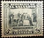 Sellos del Mundo : America : El_Salvador : Conspiración 1811