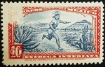 Stamps of the world : Mexico :  Paynani