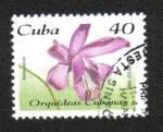 Stamps Cuba -  Orqídeas