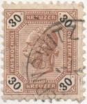 Sellos de Europa - Austria -  Y & T Nº 63 (1)