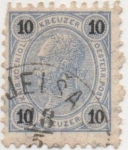 Stamps Austria -  Y & T Nº 50 (1)