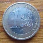 monedas del Mundo : Europa : Francia :  MONEDA EURO - UNION EUROPEA - ANVERSO