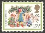 Sellos de Europa - Reino Unido -  1063 - Navidad