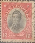 Sellos del Mundo : America : Chile : Intercambio 0,20  usd  12 cents. 1911