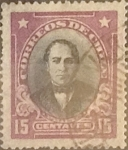 Stamps : America : Chile :  15 cents. 1929