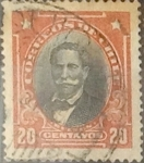 Stamps : America : Chile :  20 cents. 1929