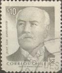 Sellos de America - Chile -  Intercambio 0,20  usd  10 pesos 1984
