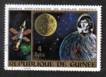 Sellos del Mundo : Africa : Guinea : 500th Anniversary of the birth of Nicolas Copernicus