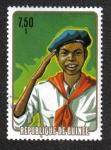 Sellos de Africa - Guinea -  Scouting