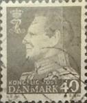 Sellos de Europa - Dinamarca -  Intercambio 0,20 usd 40 ore 1961